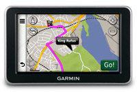 nuvi 2440: Choose your destination and press 'go'