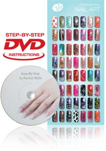 Rio professional nail art pens original collection amazon instructions dvd prinsesfo Gallery