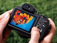 Pentax XG-1 Digital Bridge Camera