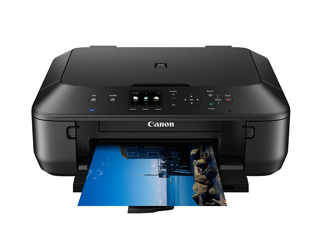 canon pixma mg5650 all in one wi fi printer black computers accessories. Black Bedroom Furniture Sets. Home Design Ideas