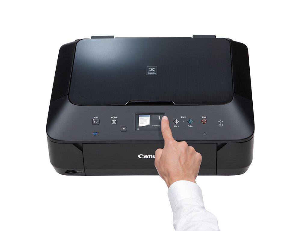 Canon MG6650 PIXMA All In One Wi Fi Printer