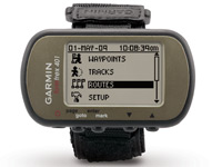 Garmin Foretrex 401: Save Waypoints And Routes