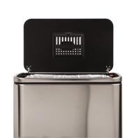 steel bar odour filter