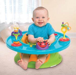 e439c1cca Summer Infant 3-Stage Super Seat (Blue)  Amazon.co.uk  Baby