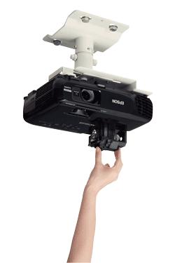 Epson Eb S03 Svga 2700 Lumens Portable 3lcd Projector Amazon Co Uk Electronics