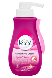 Veet Suprem Essence Hair Removal Cream