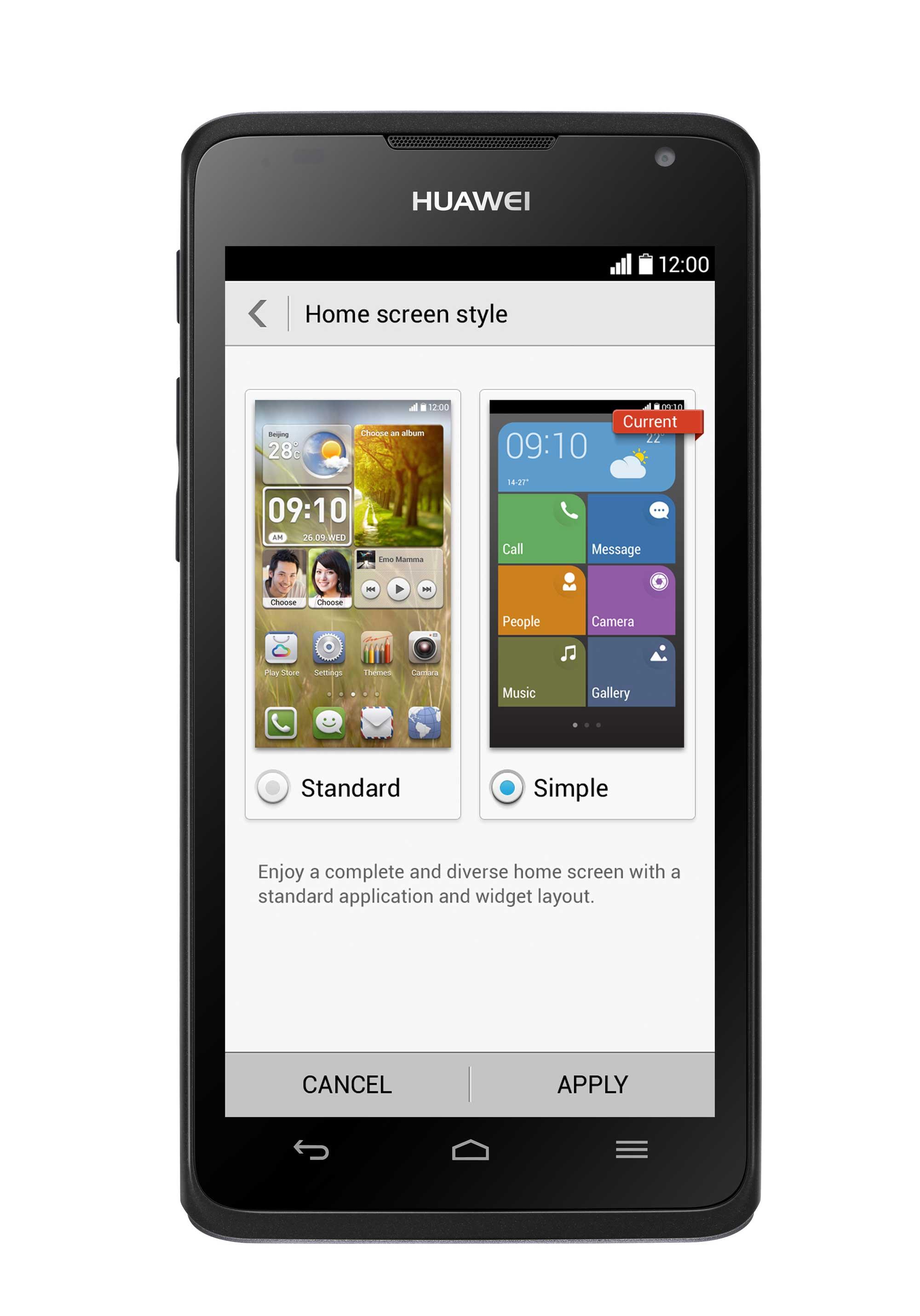 Huawei Ascend Y530 Sim Free Smartphone 4 5 Inch  Amazon Co