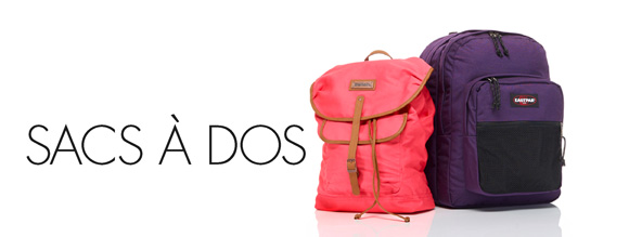 Backpacks shop