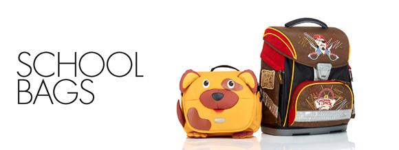 Schoolbags shop