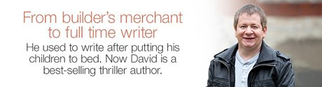 From builder's merchant  to full time writer