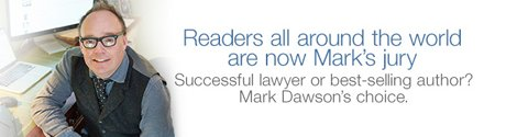 Readers all around the world are now Mark's jury