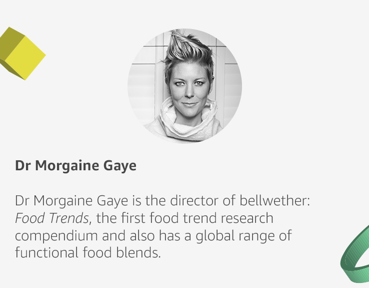 Dr Morgaine Gaye