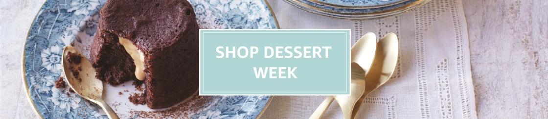 Shop Dessert Week