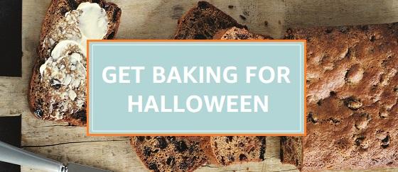 Get Baking for Halloween