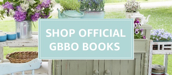 Shop Official GBBO Books