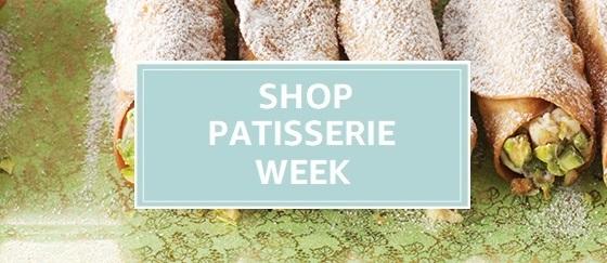 Shop Patisserie Week