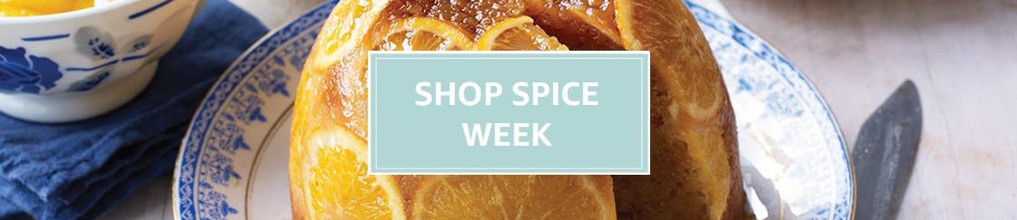 Shop Spice Week