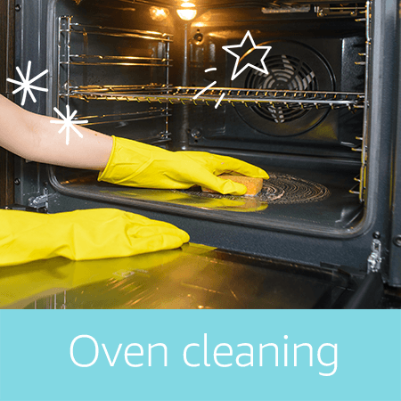 oven house cleaning