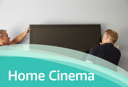 Trusted home Cinema Specialist Professional services in London and UK
