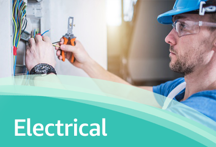 Trusted professional electrcian in London and UK