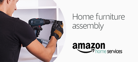 Book assembly service with bed, wardrobe and many more home furniture on Amazon