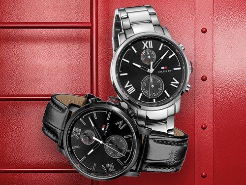 Tommy Hilfiger Herren Armbanduhren