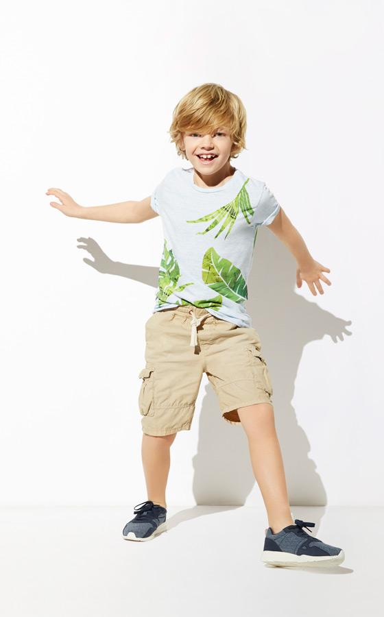 Jungenbekleidung