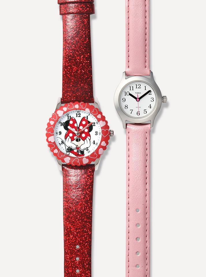 Mädchen Uhren