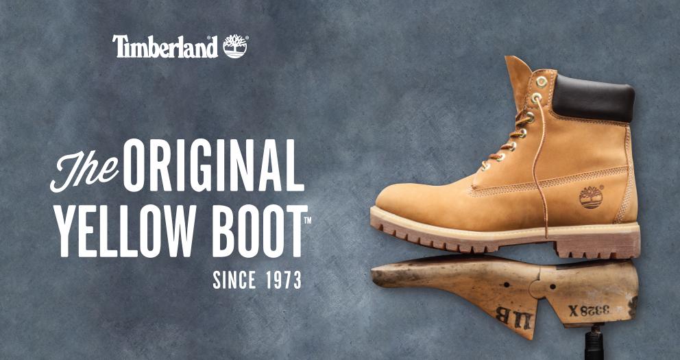 Timberland The Original Yellow Boot