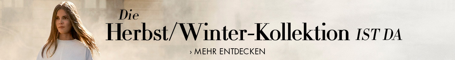 Herbst/Winter-Kollektion TV Kampagne
