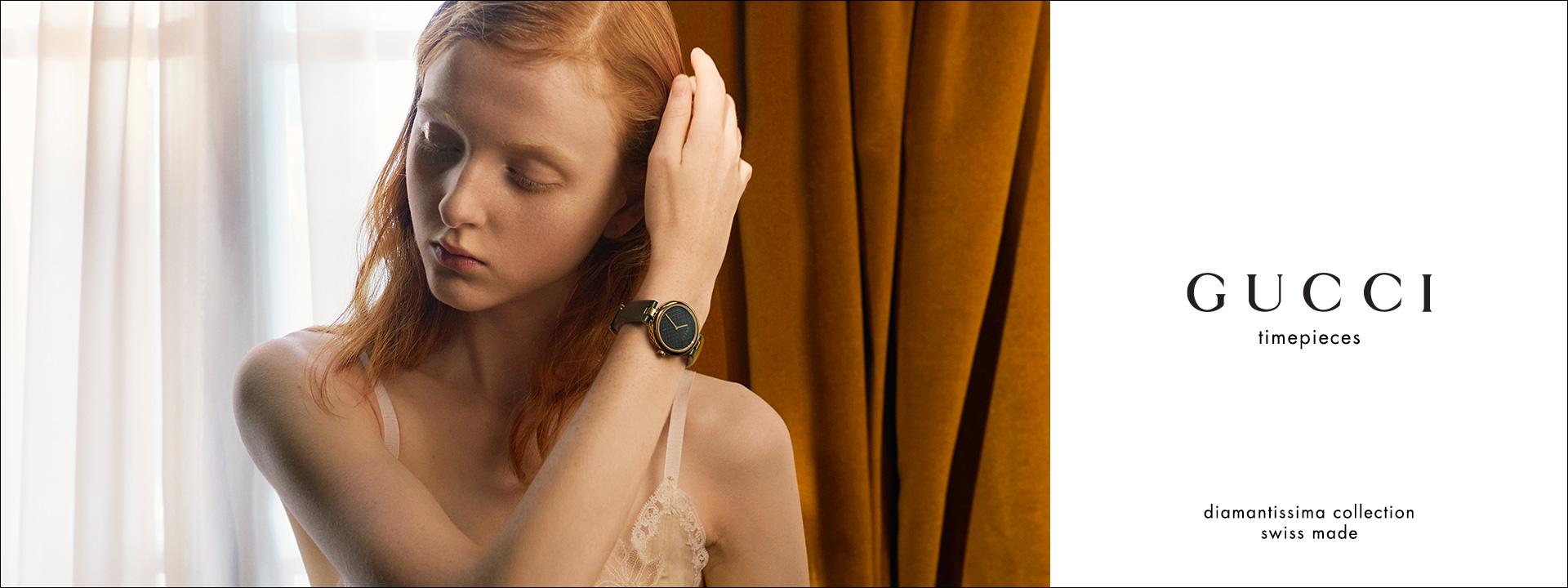 Gucci Diamantissima Collection