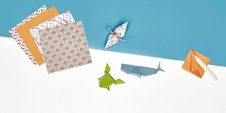 Alter Falter: Alles für kreative Origami-Ideen
