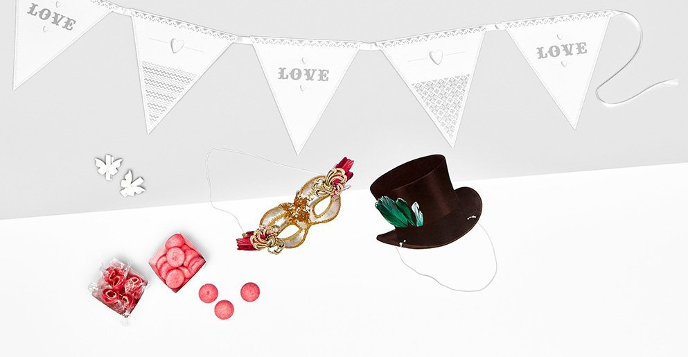 Hochzeit: Basteln und Dekorieren für den schönsten Tag im Leben