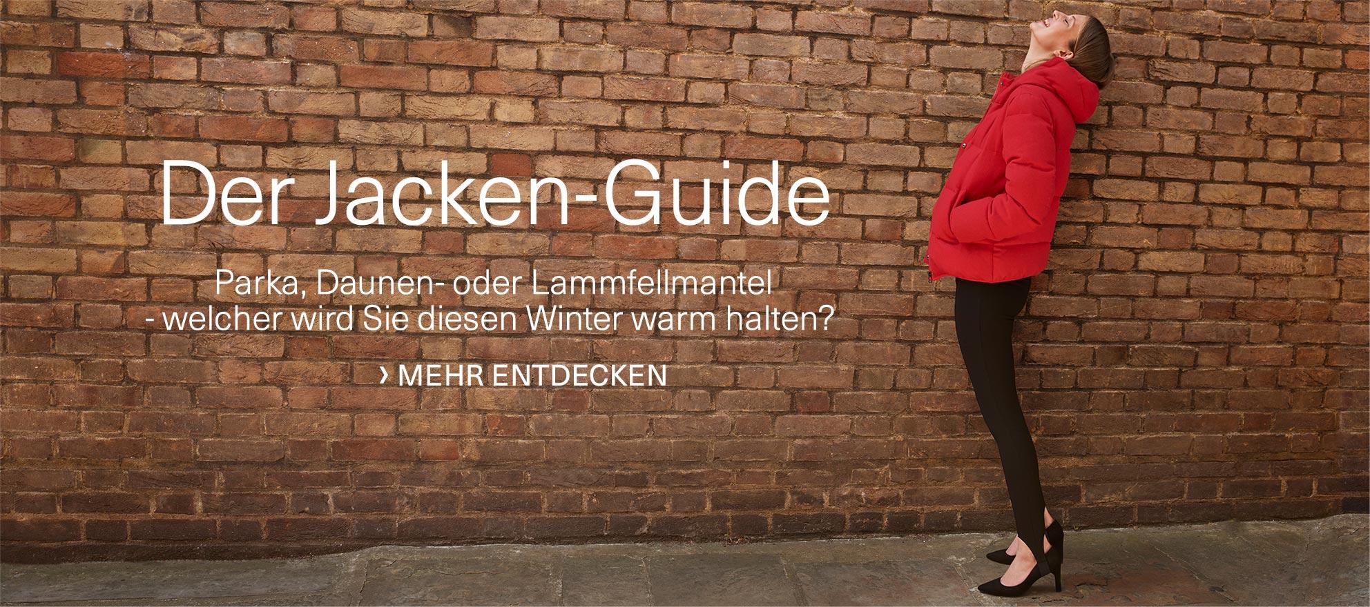Jacken-Guide