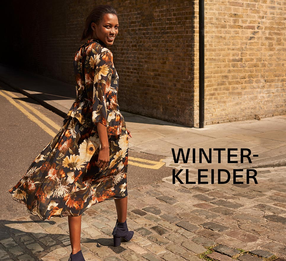 Winter Kleider