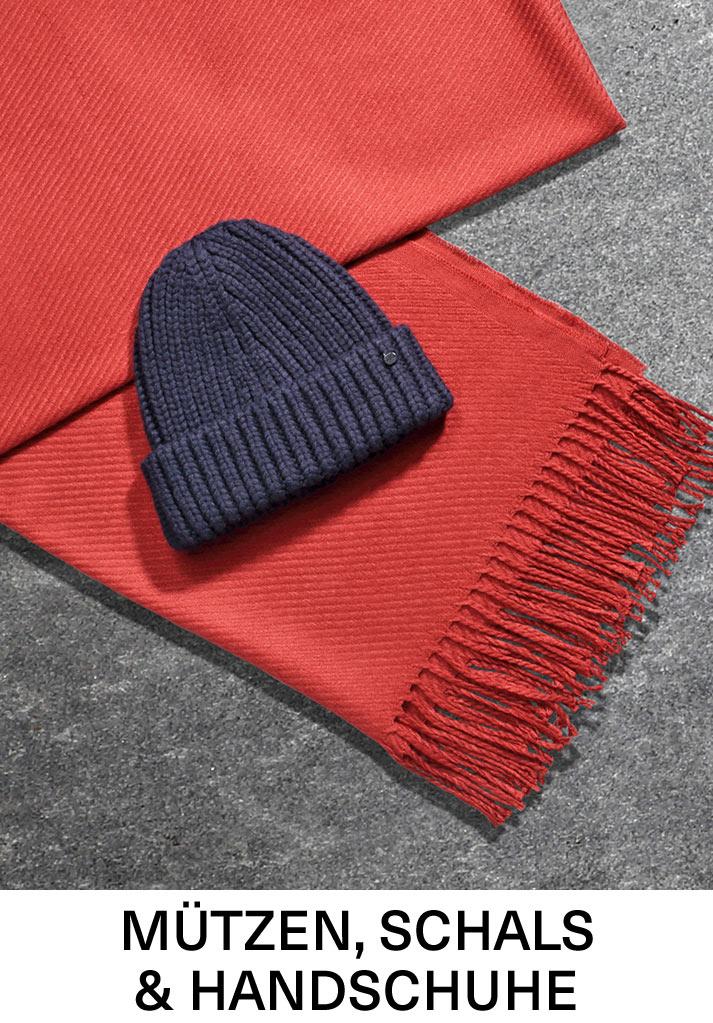 Mützen, Schals & Handschuhe