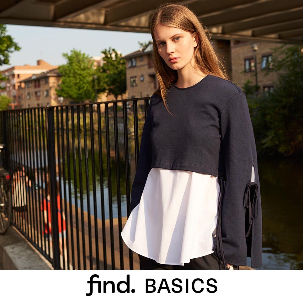 find. Basics