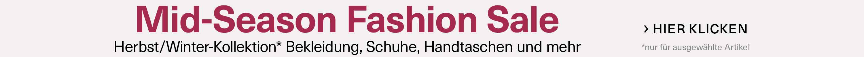Mid-Season Fashion Sale