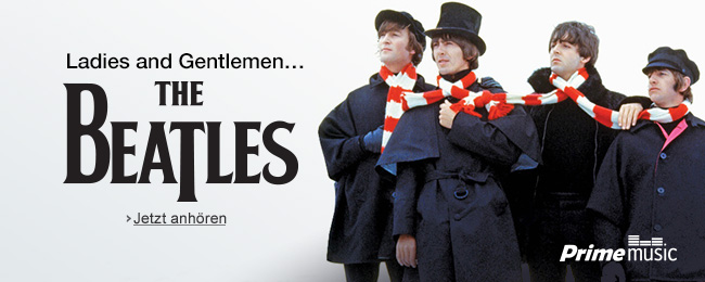 Neu in Prime: The Beatles