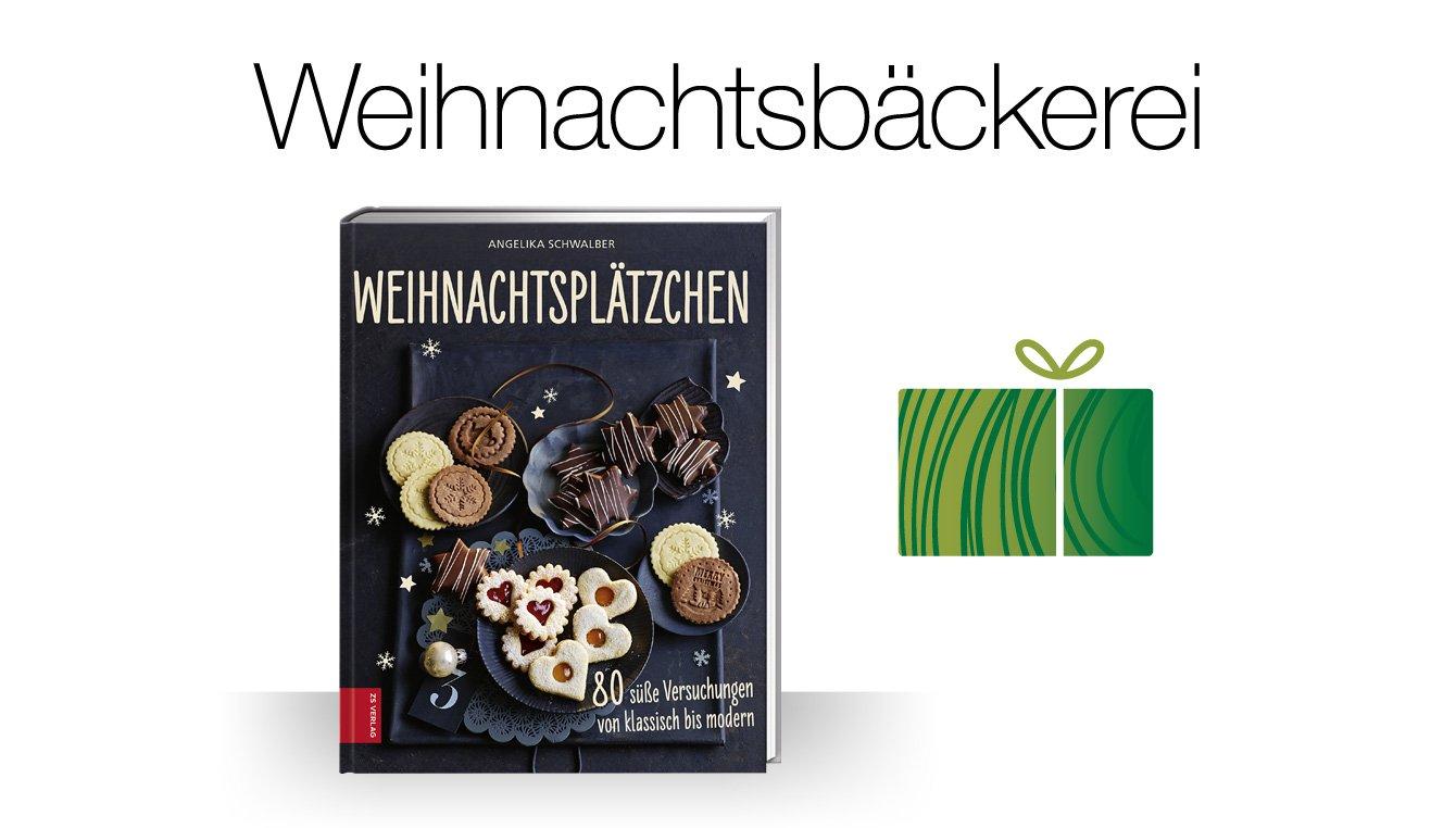 Weihnachtsbäckerei und Weihnachtsbücher