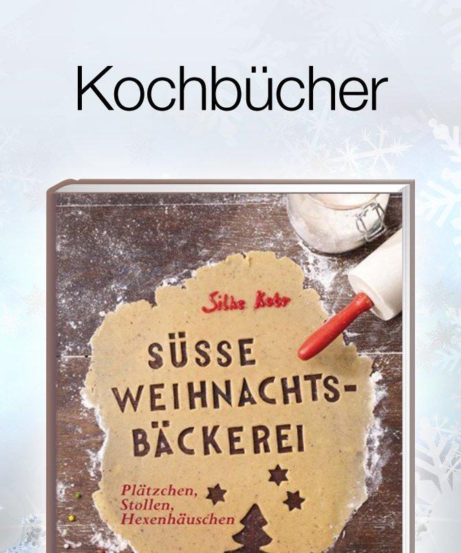 Geschenkideen Weihnachtsbücher Kochbücher