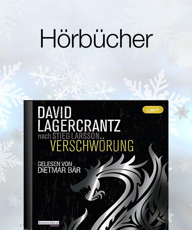 Geschenkideen Weihnachtsbücher Hörbücher