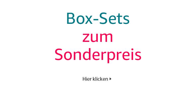 Box-Sets zum Sonderpreis