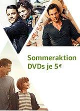 Sommeraktion - DVDs je 5 EUR
