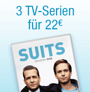 3 Serien für 25 EUR