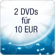 2 DVDs für 10 EUR