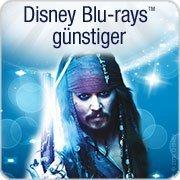 Disney Blu-rays reduziert