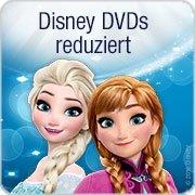 Disney DVDs reduziert