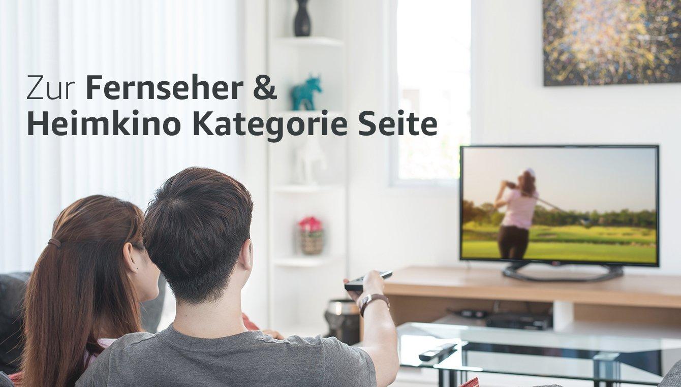 Fernseher & Heimkino Kategorie Seite