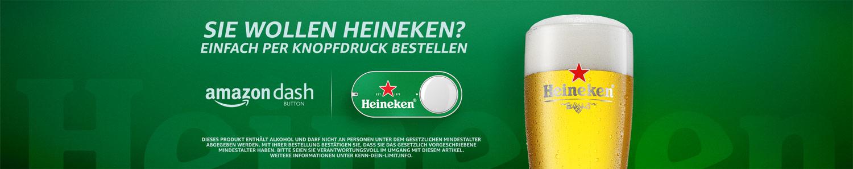 Heineken Dash Button